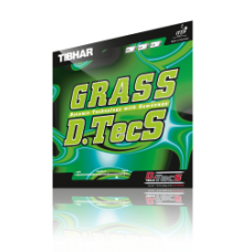 Tibhar Grass DTec.S Red 0X