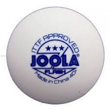 Joola Flash Balls 3 Star White - 1 Dozen