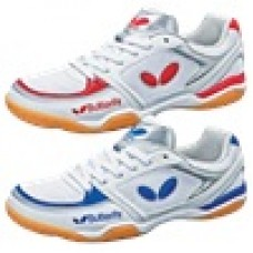 Radial Try Shoes Size 9 White/Blue