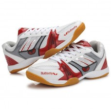 Butterfly UTop Shoes Red size 10 (Euro 45)